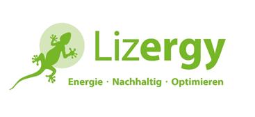 Lizergy Logo mit Slogan