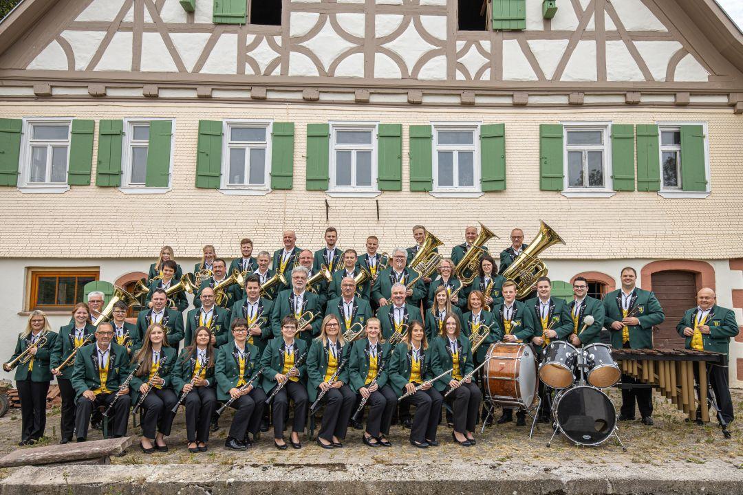 Musikverein Betzweiler-Gruppenbild 2019 web