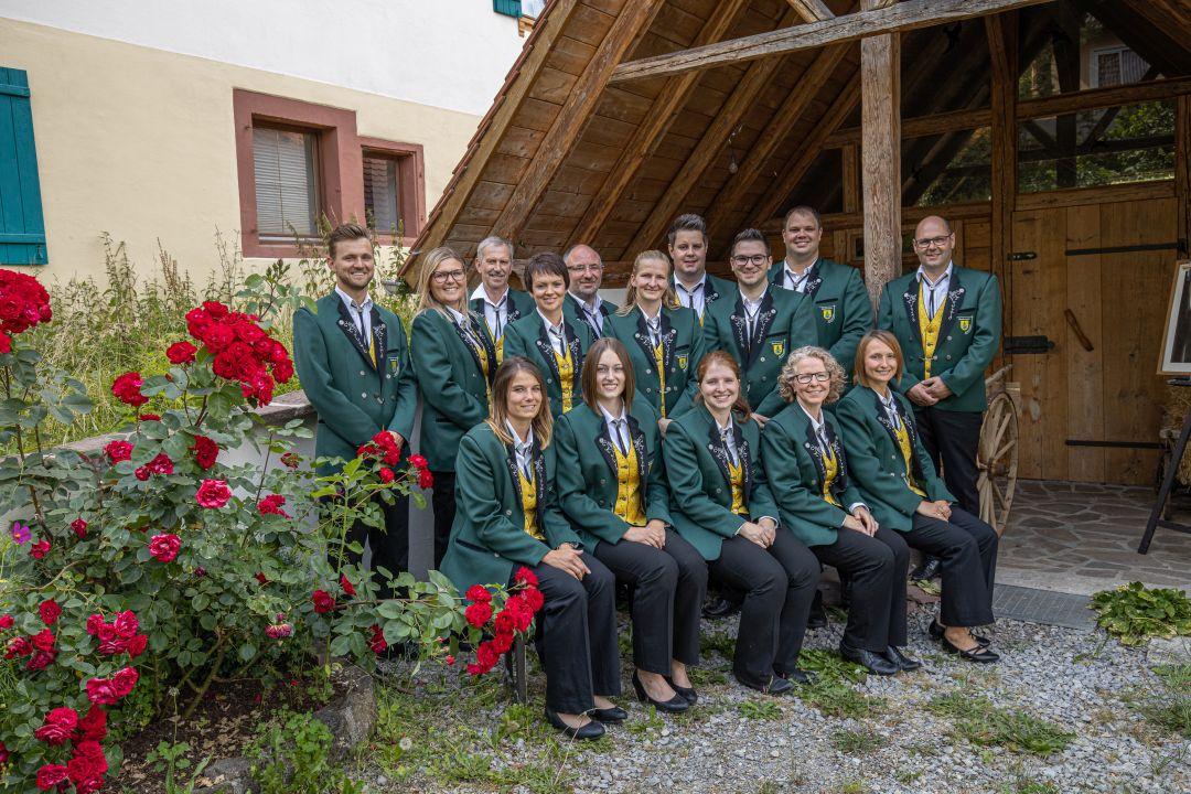 Musikverein Betzweiler-Vorstandschaft web